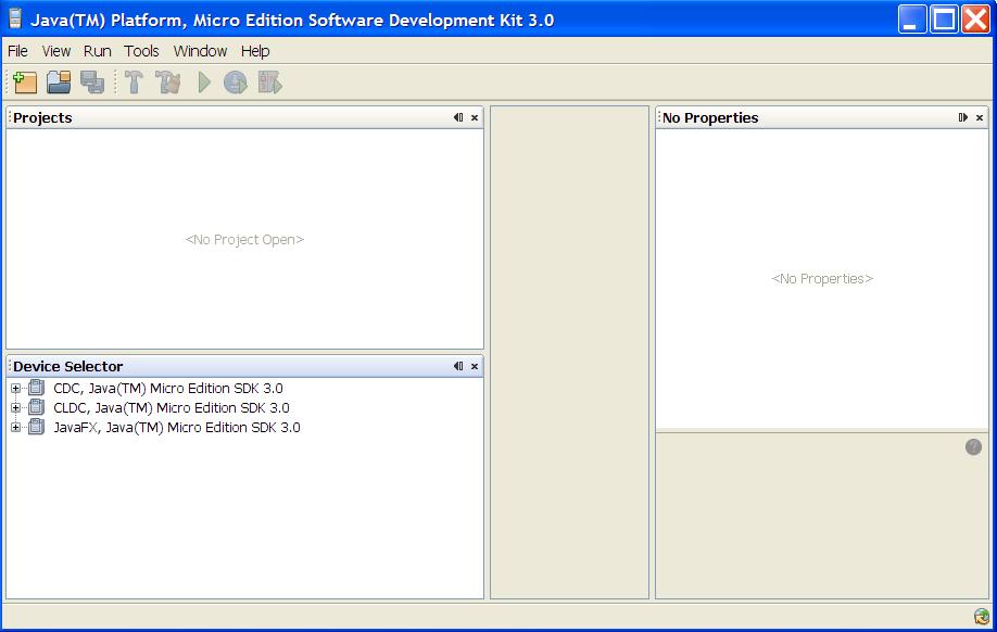 java micro edition sdk 3.0